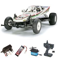 Tamiya the grasshopper i 2005 2wd de nuevo tirada kit completo - 300058346set