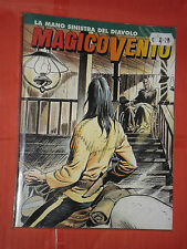 MAGICO VENTO - N° 19 b- mano sinistra diavolo- EDIZIONE SERGIO BONELLI EDITORE