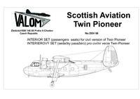 RAF Valom 1//72 Model kit 72136 Scottish-Aviation Twin Pioneer
