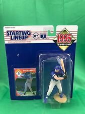 1995 BOB HAMELIN  Kansas City Royals Rookie - Starting Lineup (MINOR SHELF WEAR)