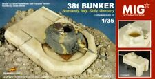 Mig Productions 35-261 38t Bunker Complete 1/35 scale resin kit
