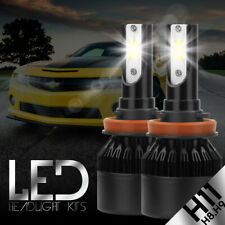 XENTEC LED HID Headlight Conversion kit H11 6000K for 2005-2013 Volvo XC70