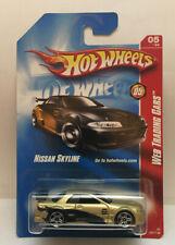 Hotwheels 2008 Web Trading Nissan Skyline