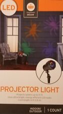 NEW Halloween LED Projector Light Projects Spiders Up To 15 Feet Target