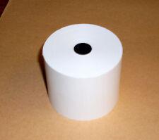 5 Kassenrollen - 57mm x 40m, Durchmesser 12mm, weiss Kassen u Tischrechner Neu