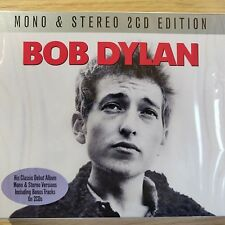 2CD NEW SEALED - BOB DYLAN - Folk Blues Rock Country Pop Music 2x CD Album