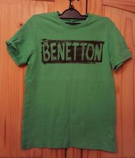 Boys Top Age 10/11 Years Benetton