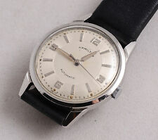 Vintage steel Hamilton Automatic 672 Movement 17J Automatic - Sport Watch