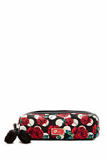 Betsey Johnson Cotton Pencil Case -New