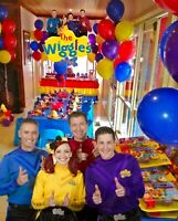 Wiggles Party Balloons Set (20PCE)-Strong Balloons-Helium QLTY-Decorations