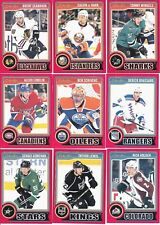 2014-15 OPC RED BORDER LOT (9) # 10 BRENT SEABROOK a