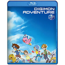 Digimon Adventure 15th Anniversary Collection 1-54 Bluray Box ENGLISH SUBTITLES