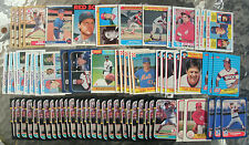 (69) Assorted Tom Seaver Trading Cards 1975-87 (17 different cards)