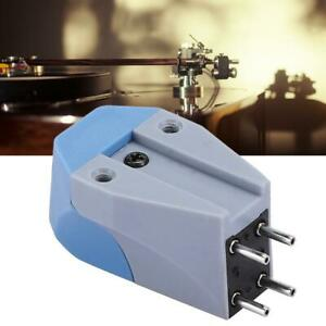 Moving Magnetic Cartridge Stylus LP Turntable Phonograph Stylus Accessories