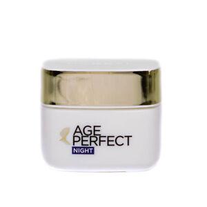 L'Oreal Night Moisturising Cream 50ml Rehydrating Anti-Ageing Moisturiser