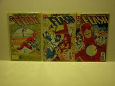 "THE FLASH - #83 - 85 ""RAZER"" + #88 - 90 DC COMICS - FREE SHIPPING"