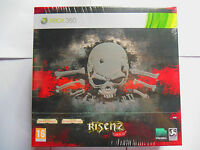 risen 2 édition collector edition dark waters xbox360 xbox 360 neuf sous blister