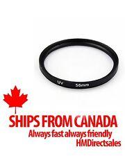 58 mm UV Filter Lens protector for Canon SONY Nikon