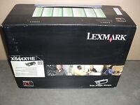 LEXMARK X644X11E Toner schwarz f.  X644 / X646 32.000 Abdrücke NEU & OVP