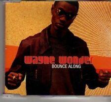(DF655) Wayne Wonder, Bounce Along - 2003 DJ CD