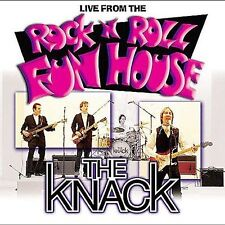 Live from the Rock 'N' Roll Fun House by The Knack (US) (CD, Apr-2002, Image...