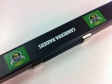 NRL RUGBY LEAGUE FOOTBALL CANBERRA RAIDERS Pool Snooker Billiard CUE CASE