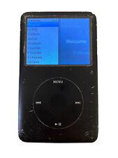 Apple iPod Classic 7th Generation Black (120 GB)