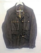 Belstaff Road Master Mark 2 Rare Vintage Made in England Wax Cotton Jacket.