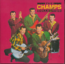 THE CHAMPS-Collection Line Records CD NEUF