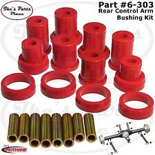 Prothane 6-303 Rear Control Arm Bushing Kit w/out Shells 84-86 Ford Mustang