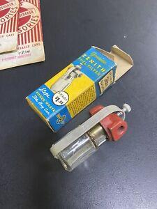 Zenith Old School Inline Gas Filter