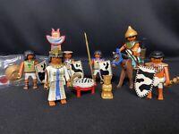 Playmobil Custom Egyptian Soldiers Tomb Raiders Treasure Hunter Figures