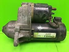 VAUXHALL CORSA Starter Motor Corsa C Petrol 1.0 12V VALEO  D6RA162