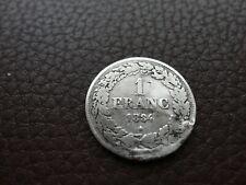 Belgie - 1 Franc 1834 - Zilver - Frans - Leopold I
