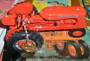 ALLIS CHALMERS WD-45 TRACTOR 1985 ERTL DIECAST METAL 1:16 SCALE PERCISION SERIES