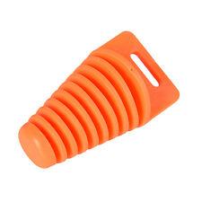 Muffler Exhaust Wash Plug Car Wash Pipe-Plug Motorcycle Dual ATV Quad KTM Orange