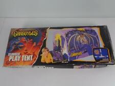 Vtg 90s Disney Gargoyles Slumber Play Tent Rare HTF Sealed 45x33x33 House