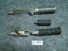 chrome footpegs + mounts Harley FXR Dyna Sportster highway peg + shift EPS16446