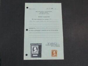 Nystamps US Stamp # 110 Mint OG $9500 only 346 sold PF Certificate
