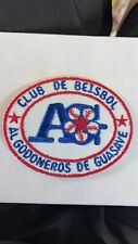 Algodoneros de guasave  Patch Mexico Beisbol Baseball
