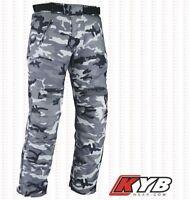 New Mens Ladies Waterproof Motorbike Motorcycle Trouser CE Armour Thermal Pants