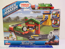 """Thomas & Friends Take-n-Play Portable Playset """"SORT & SWITCH DELIVERY SET"""""""