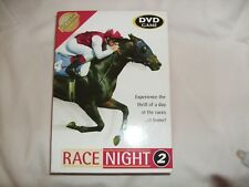 Cheatwell Games Race Night 2 DVD Game Contents Unused.