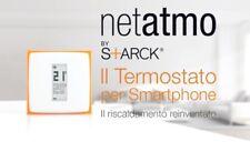 NETATMO il TERMOSTATO per Smartphone by Stark Il Riscaldamento Reinventato