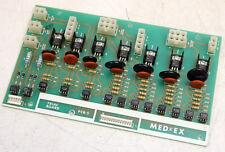 Medex PCB-5 Triac Board Card Module