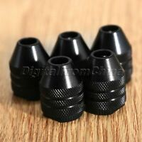 Short Multi Chuck Keyless 8x0.75mm Grinder Rotary Tool Faster Bit Swaps 0.3-3.2m