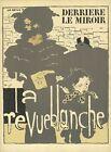PIERRE BONNARD DLM No.158-159 Cover 15 x 22.5 Lithograph 1966 Vintage Brown