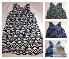 Unbranded Viscose Summer/Beach Plus Size Dresses for Women