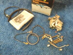 NOS HOLLEY CARB ELECTRIC CHOKE KIT PARTS GM FORD MOPAR 85R-5178 NO CAP VINTAGE