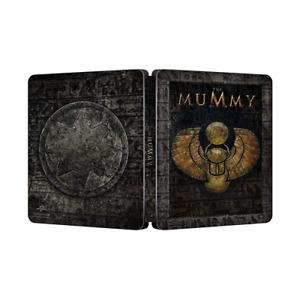 LA MUMMIA (1999) (Steelbook) (Blu-ray+Dvd)